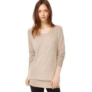 *Light Pink Astoria Sweater, Cashmere Blend,Talula
